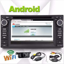 Dual Core Android 4.2 Car DVD Player Toyot Corolla 2009 2010 2011 2012 2013 GPS Autoradio Audio Stereo WIFI GPS Map