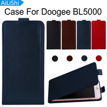AiLiShi Factory Direct! Case For Doogee BL5000 Luxury Flip Hot PU Leather Case Exclusive 100% Special Phone Cover Skin+Tracking
