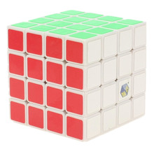 Zhisheng Lion 4x4x4 4*4*4 60mm Regular Solid Color Speed Cube Classic Spinner Toy Suitable Square Puzzle Educational Magic Cube(China)
