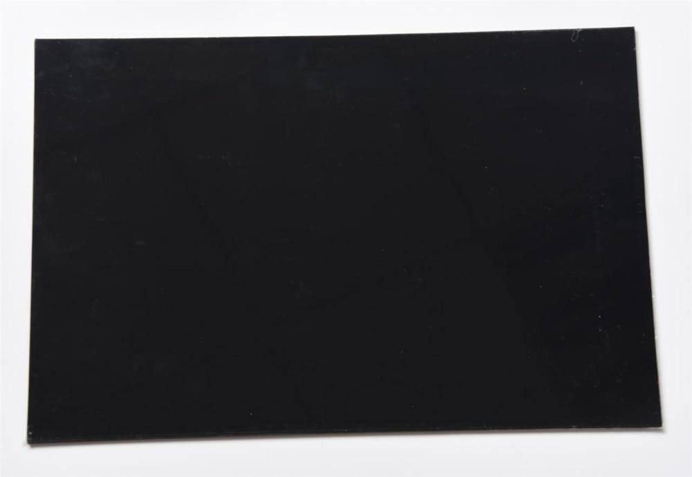 Solid Black 1 Ply 29x43cm Blank Pickguard Scratch Plate Material Sheet<br><br>Aliexpress