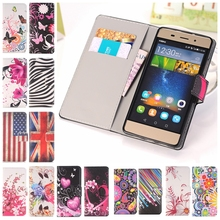 For Huawei Ascend P8 P9 LITE 4X 5X G7 G8 Y3 Y5 II Y330 Y550 Y5C Y541 Y6 Y625 Y635 MATE 8 S phone case butterfly pu leather flip