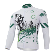 Amur Leopard Unisex Long Sleeve Spring Sportswear Bicycle Clothing Breathable Thermal Cycling Jersey Ropa Ciclismo