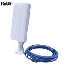 150Mbps Wifi Network Card Wifi Working Distance Pannel Wireless USB Wifi Adapter Increase Computer Signal With 14dBi Antenna(China)