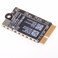 "Laptop Network Cards WiFi Bluetooth Airport Card BCM943224PCIEBT2 Fit For Apple Macbook Air 11"" A1370 Network Cards VC980 T79"