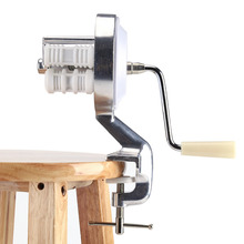 Home Noodle Press Hand Press Machine Dough Fresh Noodle Manual Operate Kitchen Food Making Equipment