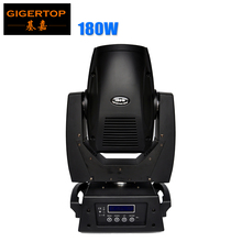 TIPTOP TP-L6S15 180W Led Moving Head Light Same Power Output 700W Discharge Smooth Pan/Tilt Motor Movement Speed Adjustable