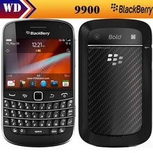 Original Unlocked BlackBerry Bold Touch 9900 Original 5MP 8GB Rom refurbished Black Berry cell phone