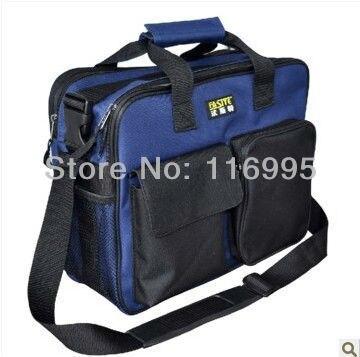 Free shipping Multifunctional repair electrical package / multi-purpose waterproof wear handbag<br><br>Aliexpress