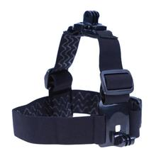 Buy 360 degree Rotation Head Band Strap Belt Dual Mount Holder Gopro Hero 4 3 Xiaomi yi SJCAM Action Cameras for $4.18 in AliExpress store