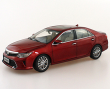 1:18 Scale Diecast Model Car for Toyota Camry 2015 Red Alloy Toy Car Collection CRV CR V(China)