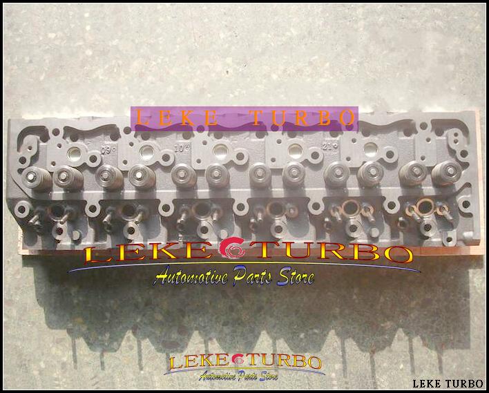 6BD1 6BG1 Cylinder Head For Isuzu FSR FST FTS FVR Forward Journey