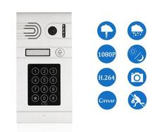 WIFI Wireless IP Camera Doorbell Video Intercom Access System for Home Security Use, Free Shipping