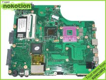 NOKOTION laptop motherboard TOSHIBA SATELLITE A300 A300D V000125610 INTEL GM965 INTEGRATED GMA 4500MHD DDR2