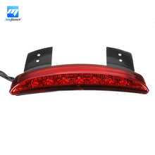 12V 8LED Motorcycle Tail Light Brake Light Moto Rear Lamp For Harley-Davidson Sportster 883 1200