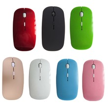 Wireless Mouse Gamer Mini 2.4G Wireless Optical Computer Mouse sem for 4Keys Mouse Gaming Mause for Android Windows Vista Mac OS