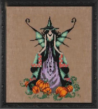 Needlework,DIY Cross Stitch,Sets For Embroidery kits,11CT&14CT,Pumpkin fairy(China)