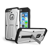 Heavy Duty Tank Hybrid Silicone Rugged Hard Cover Armor Shockproof Phone Case For Apple iPhone 5 5S SE 6 6S 6 Plus 6S Plus