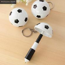 1Pcs Football Gel Pen Cute Pen Stationary Kawaii School Supplies Gel Ink Pen School Stationary Office Suppliers School Tools