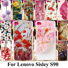 Buy Taoyunxi Silicone Plastic Phone Cases Lenovo Sisley S90 Bag Cover S90U S90T S90-U S90a S90 S90-a S90e Painted Case for $1.68 in AliExpress store