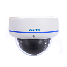 Buy Original ESCAM Q645R ONVIF 720P Network Mini IR Dome Camera H.264 P2P Wireless Outdoor IP Camera IP66 Waterproof Web Camera for $98.00 in AliExpress store