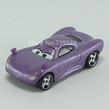 Pixar Cars Holly Shiftwell Diecast Metal Toy Car For Children Gift 1:55 Loose Brand New In Stock