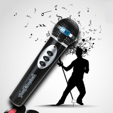 Mic Karaoke  Instruments Music Toy Girls Microphone Mic Karaoke Singing Kids Funny Gift Music Toy BK Excellent Gift for Children
