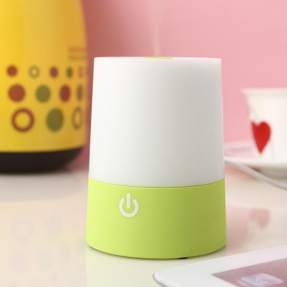Fresh Style Mini USB Portable Ultrasonic Air Humidifier Cute Essential Oil Aroma Diffuser Home Office Mist Maker Fogger<br>
