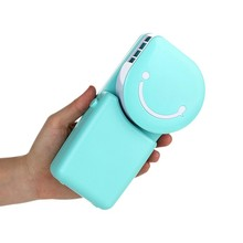 Mini Air Condition USB Rechargeable Water Cooling Fan For Home Office Outdoor Handheld Micro Cooler Fan