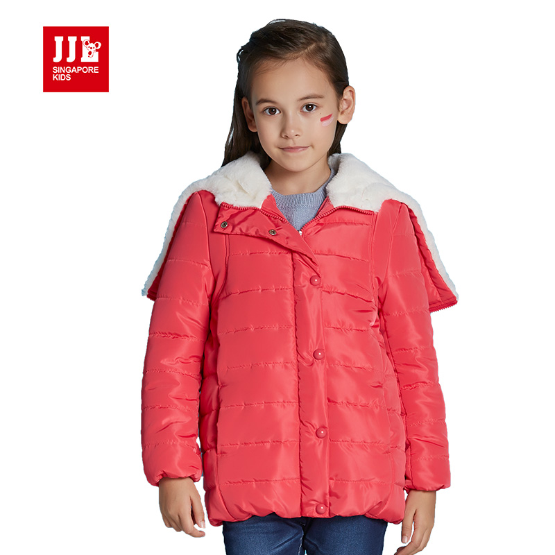 winter girls jackets girls parka children outdoor coats kids outwear solid color teenage girls coats kids clothing 2016Одежда и ак�е��уары<br><br><br>Aliexpress
