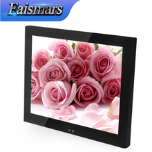 "Hot Sale!!! Faismars M150-EF 15 inch LCD Monitor Display With DVI Connector 15"" Embedded Frame Industrial Monitor With VESA Gift"