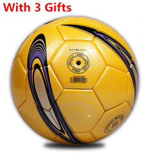 With Inflater Size 5 Football PU Ball Granule Slip-resistant Training professional Soccer Balls High Quality