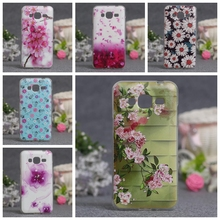Case For Samsung Galaxy J3 2016 J320 J320F J320P Painting Pattern Soft TPU Back Cover For Samsung J3 2015 J3109 Phone Cases