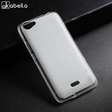 AKABEILA Mobile Phone Cases For Wiko Rainbow Jam 3G Explay Fresh Cases Cover Silicone White Soft TPU Shell Skin For Wiko Rainbow