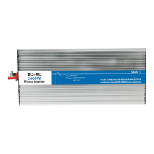 2000w pure sine wave inverter DC 12V/24V/48V to AC 110V/220V tronic power inverter circuits grid tie off cheap 12 24 48 V(China)