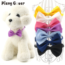 pet accessories small dog cat gentleman bowknot bow tie(China)