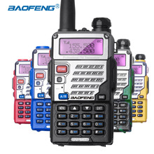 Baofeng UV-5RE Walkie Talkie Dual Band UV5RE CB Radio 128CH VOX Steel Shell Ham Radio Professional Transceiver for Hunting Radio(China)