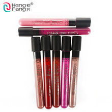 20% Amazing Colors Waterproof Lipstick Liquid Lip Stick Lip Pencil Matte Lip Gloss Pen 4.4g Makeup Brand HengFang smbb
