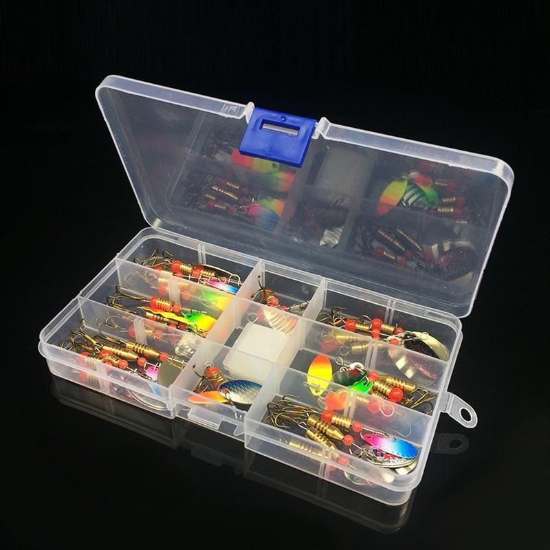 Spinnerbait Kit Metal Artificial Fishing Bait, iBuyXi.com, Fishing Accessories, Fishing, Fishing Lure, Fishing Equipment, Camping, Ocean Boat Fishing, Lake Fishing, Ice Fishing Wheel, Fishing Bait