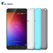 "Original Blackview E7 Cell phone 4G LTE 5.5"" Screen  Android 6.0  MTK6737 Quad Core1GB RAM 16GB ROM 8MP Fingerprint  Smartphone"