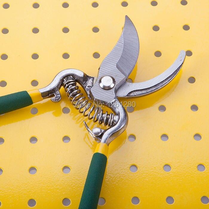 free shipping genuine stainless steel pruners  Gardening tools pruning scissors pruning flowerspruning tools hardware house tool<br><br>Aliexpress