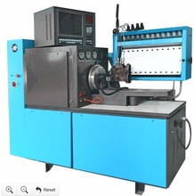 Factory sale 12PSB-C3 Diesel Fuel Injection Pump Test Bench, Computer Oil Delivery Display, for BOSCH pump and injectors