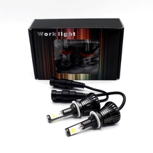 2X Normal Change Stobe Flashing LED Car Fog Light Bulb Styling 30W IP68 Plug & Play H1 H3 H7 H8 9005 9006 Front Fog Lamps Source