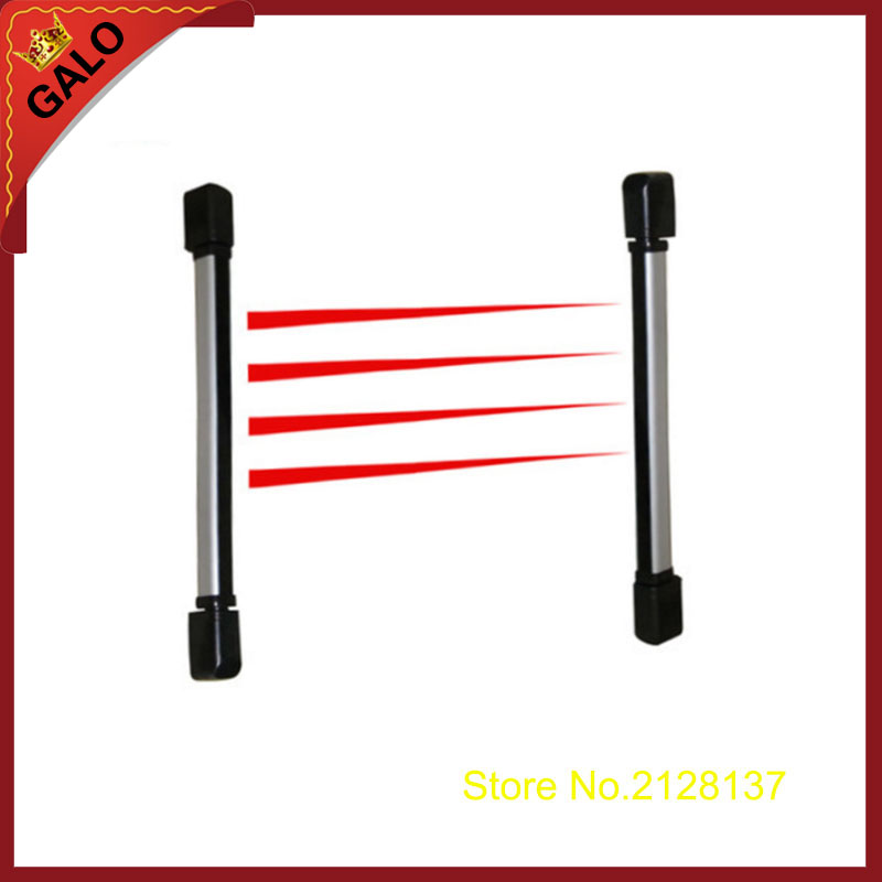 galo Correlation type infrared fence 4 beams(a pair)20m used for windows door gate parking alarm system<br>