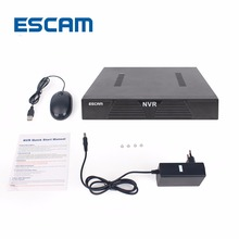 ESCAM K616 NVR Full HD 1080P 16CH NVR Network Video Recorder H.264 HDMI/VGA Video Output Support Onvif P2P Cloud service NVR(China)