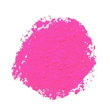 Wholeesale--50Grams/lot Neon Pink Fluorescent Gradient Pigment Powder for Paints, Nail Art, Soap Making(China)