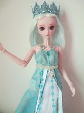 19'' 50CM cheap blyth bjd doll cosmetic diy  high gift doll with clothes make up and shoes