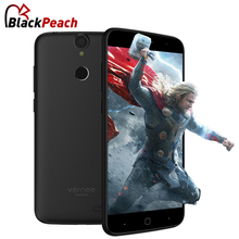 Original Vernee Thor 4G Mobile Phone 5.0 inch HD 1280x720 MTK6753 Octa Core Android 6.0 3GB RAM 16GB ROM 13MP Cam Fingerprint ID