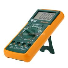 Best Dt-9205m Intelligent Digit Multi Meter Function Handheld Large Screen Lcd Multimeter(China)