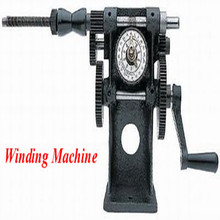 Manual Coil Winding Machine Tesla Tranformer Motor CoilHam Radio Coil