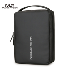Mark Ryden Wash Bag Man Business Trip Portable Cosmetic Bag Large Capacity Storage Bags(China)